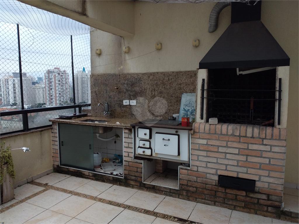 Venda Cobertura São Paulo Campo Belo REO578246 2