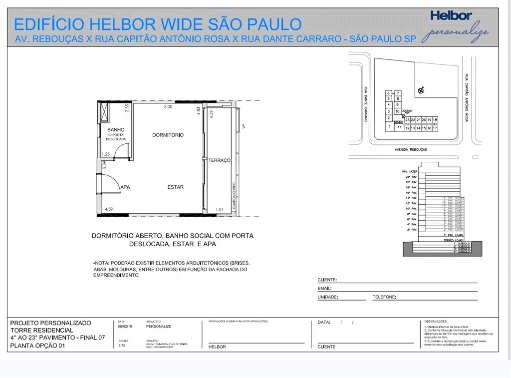 Venda Apartamento São Paulo Pinheiros REO578753 2