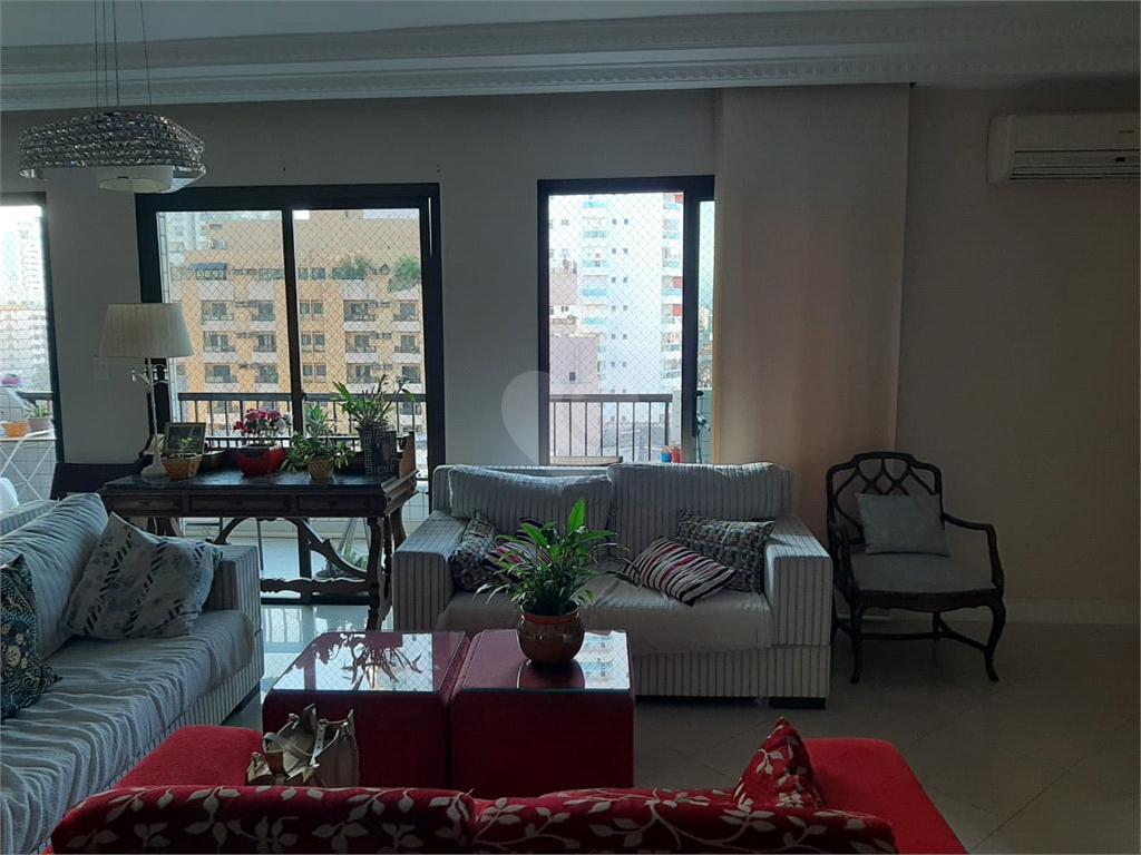 Venda Apartamento Santos Boqueirão REO578866 4