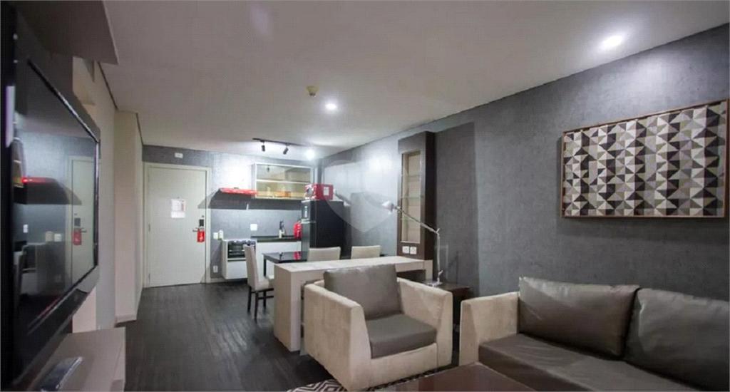 Venda Flat São Paulo Cidade Monções REO579154 6