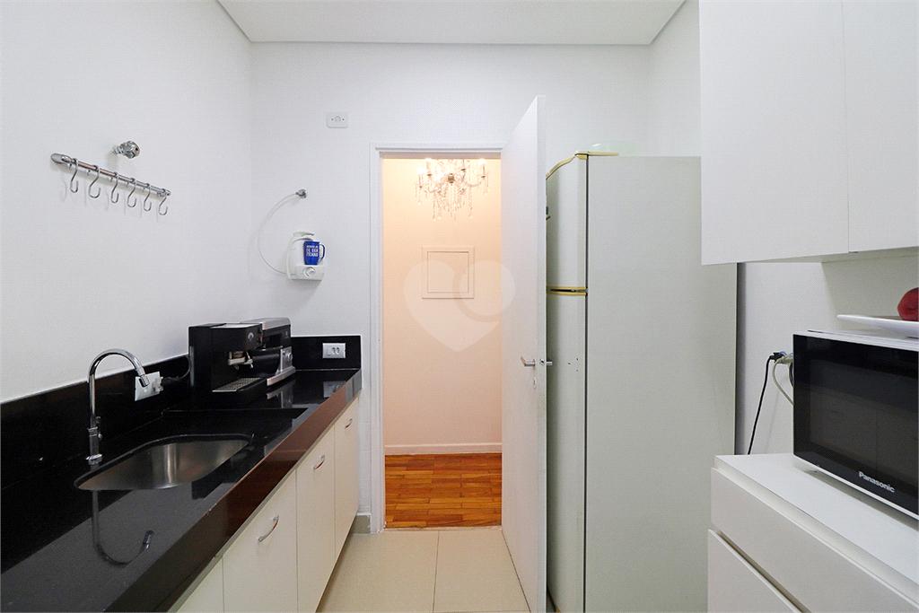 Venda Apartamento São Paulo Pinheiros REO579246 16