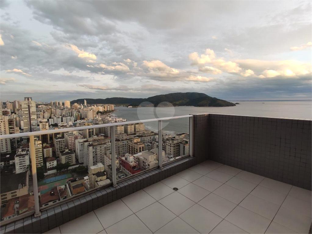 Venda Duplex Santos Embaré REO579394 13