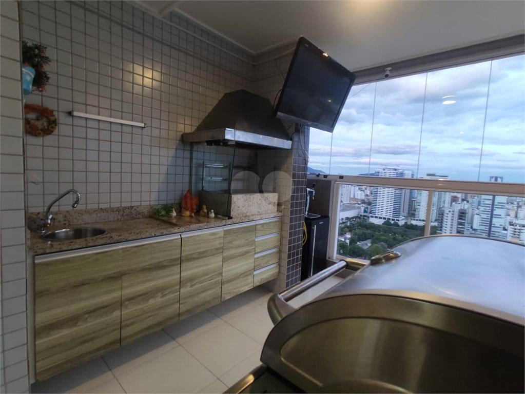 Venda Duplex Santos Embaré REO579394 23