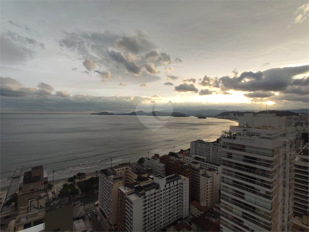 Venda Duplex Santos Embaré REO579394 5