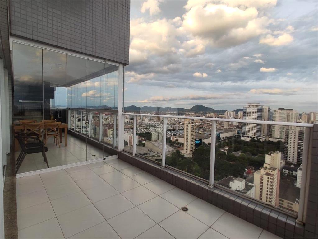 Venda Duplex Santos Embaré REO579394 14