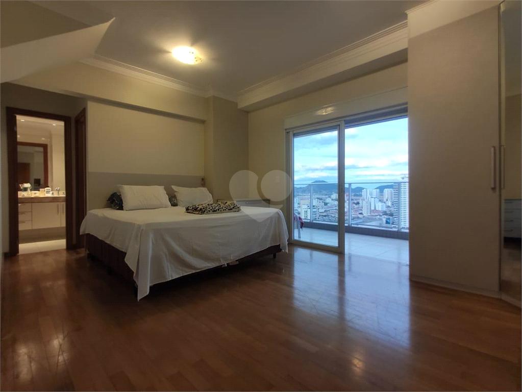 Venda Duplex Santos Embaré REO579394 21