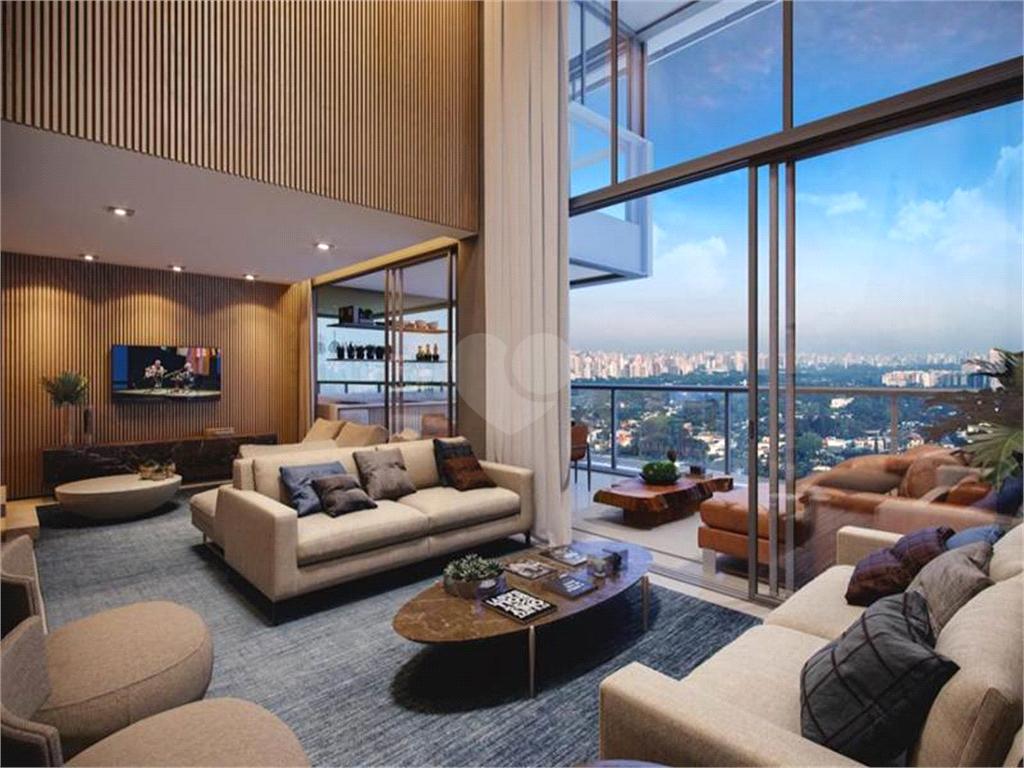 Venda Apartamento São Paulo Pinheiros REO579458 2