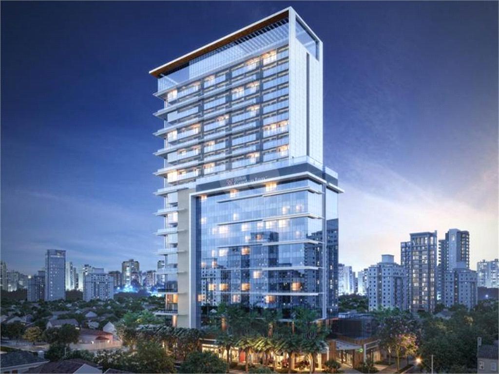 Venda Apartamento São Paulo Pinheiros REO579458 12