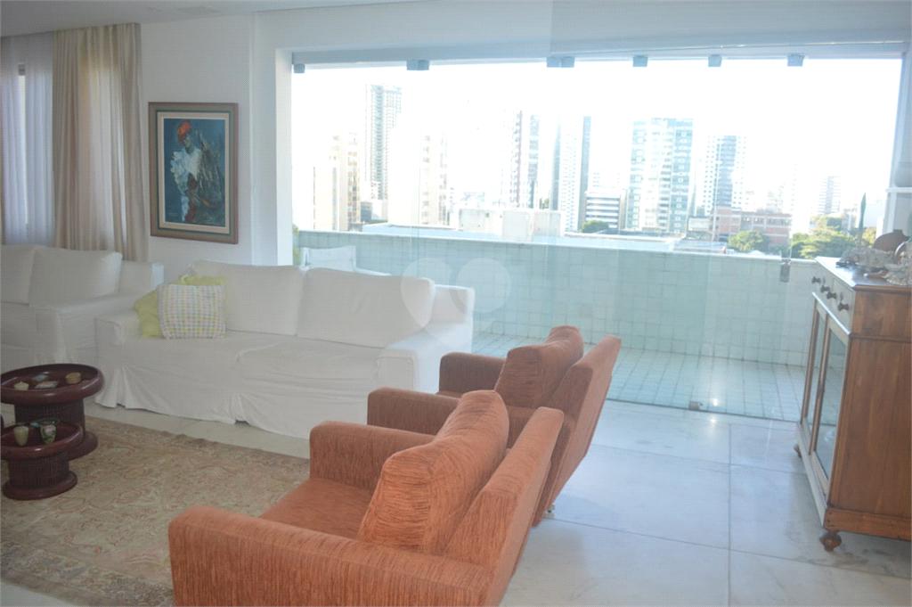 Venda Apartamento Salvador Canela REO579941 6