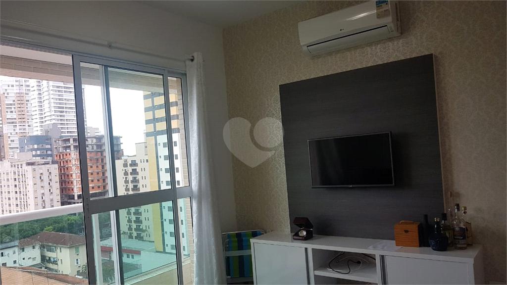 Aluguel Apartamento Santos Gonzaga REO580712 3