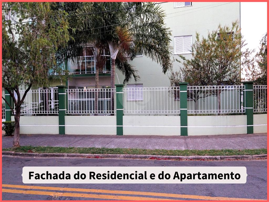 Venda Apartamento Indaiatuba Vila Maria Helena REO580886 1