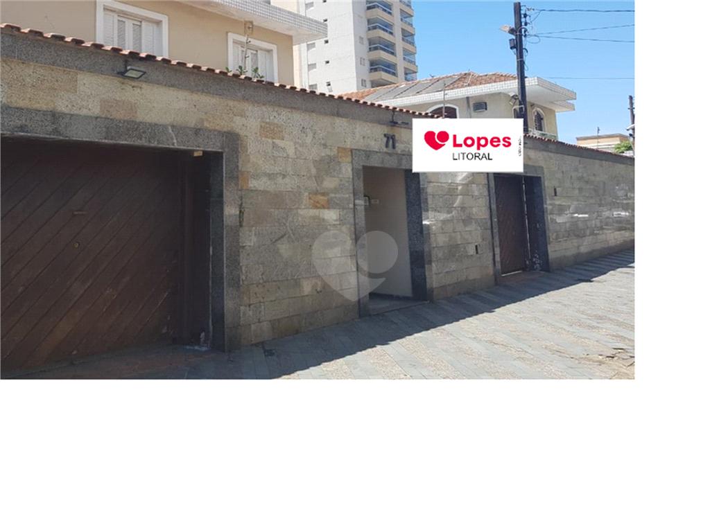 Aluguel Casa Santos Ponta Da Praia REO583062 2