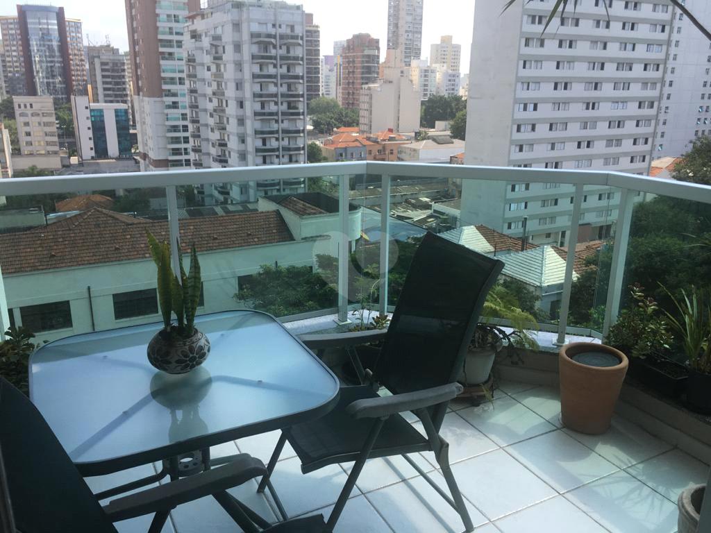 Venda Apartamento São Paulo Pinheiros REO584589 1