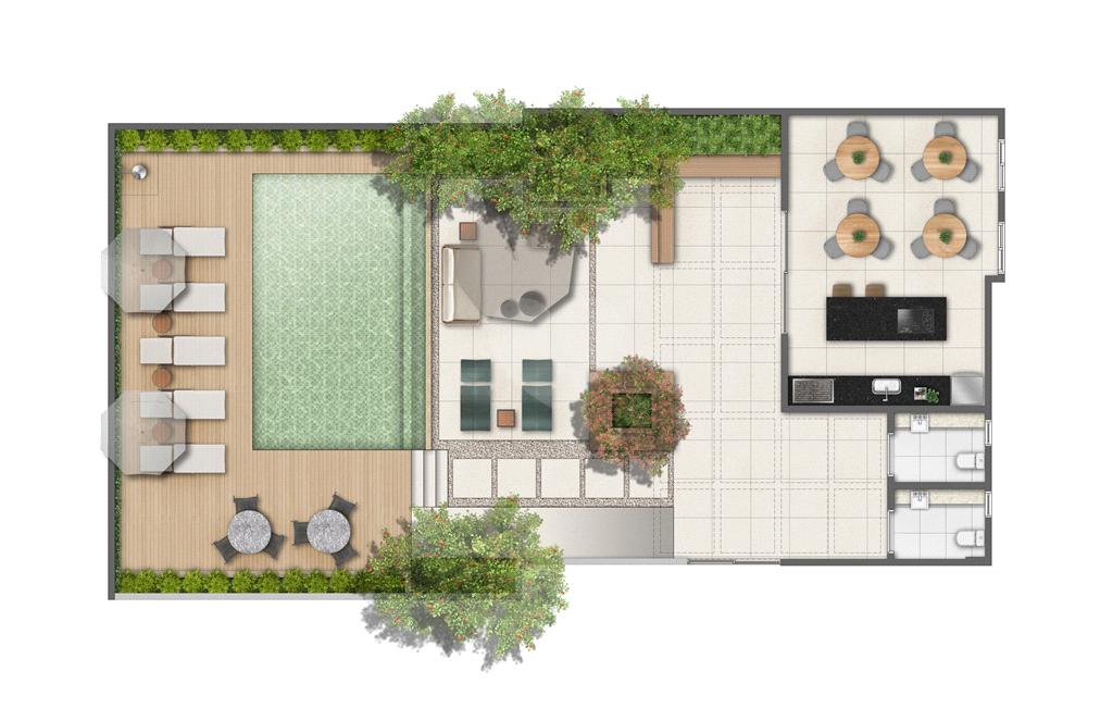 Venda Apartamento Indaiatuba Centro REO586151 12