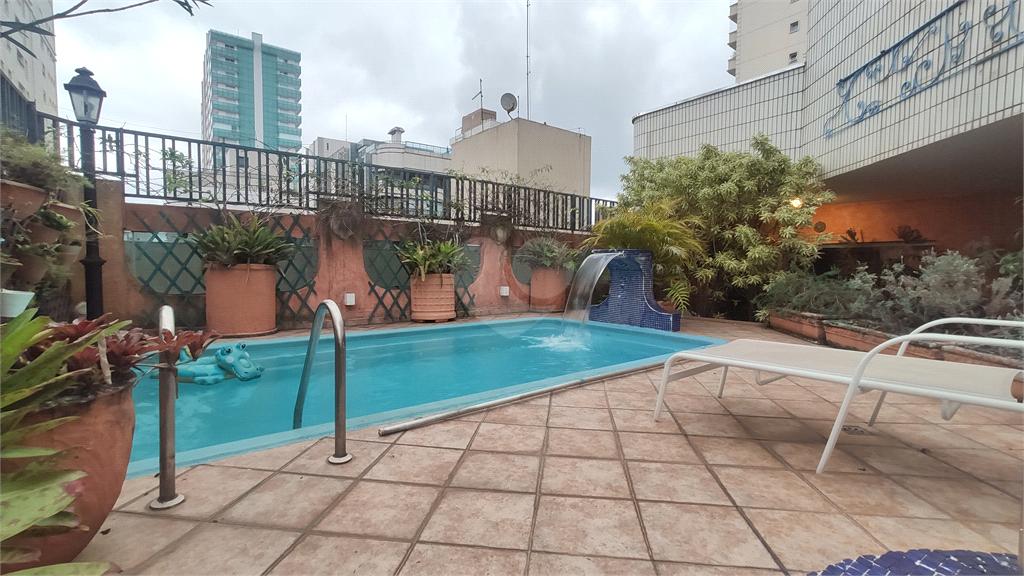 Venda Cobertura Santos Boqueirão REO586500 78