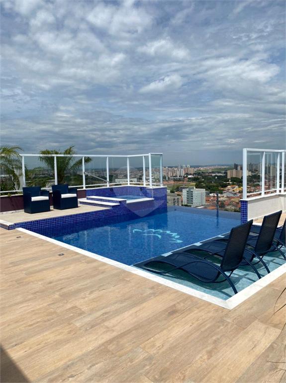 Venda Apartamento Indaiatuba Vila Furlan REO588905 17