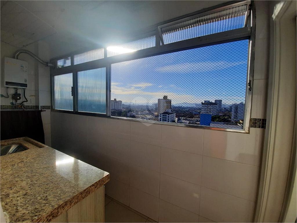 Venda Apartamento Santos Boqueirão REO589894 30