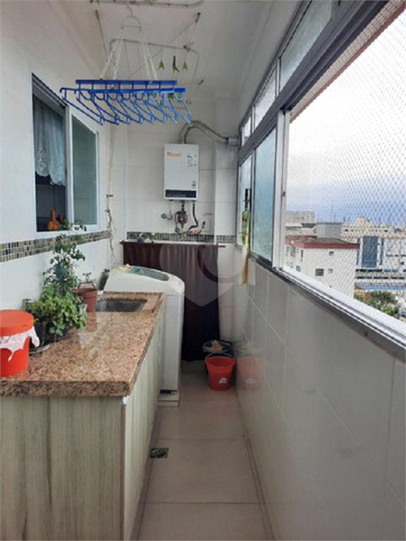 Venda Apartamento Santos Boqueirão REO589894 4