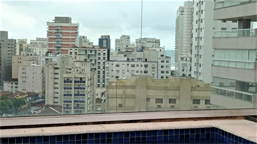 Venda Cobertura Santos Boqueirão REO589943 16