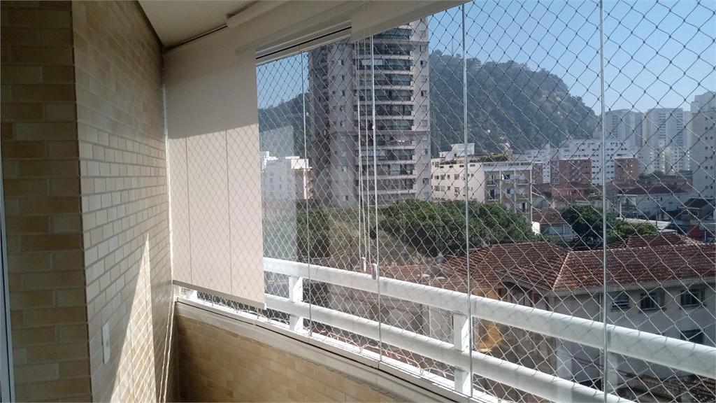 Aluguel Apartamento Santos José Menino REO590382 24
