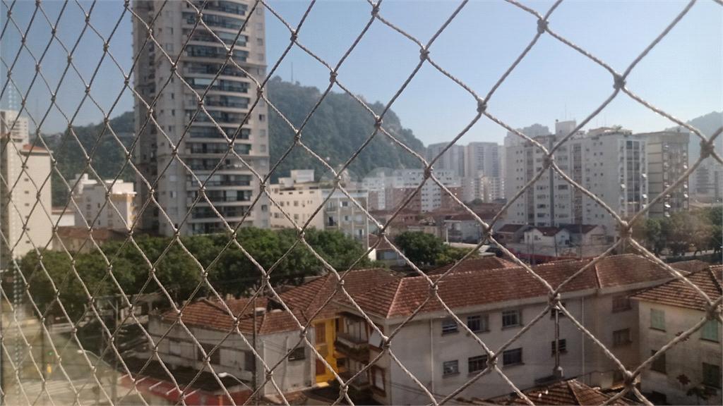 Aluguel Apartamento Santos José Menino REO590382 22