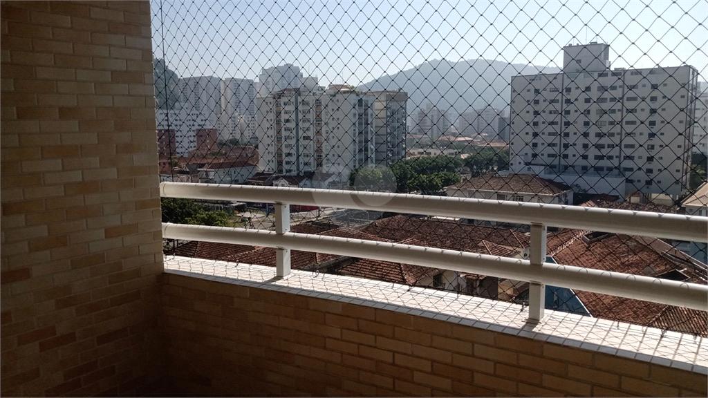 Aluguel Apartamento Santos José Menino REO590393 34