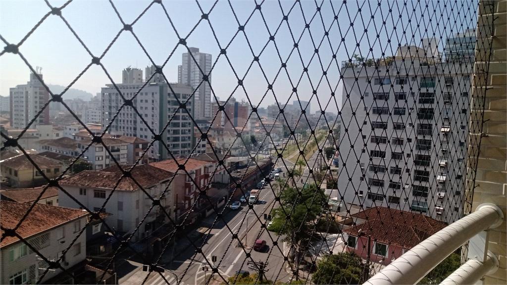 Aluguel Apartamento Santos José Menino REO590393 32