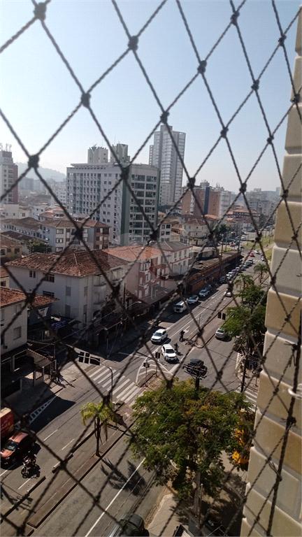 Aluguel Apartamento Santos José Menino REO590393 10