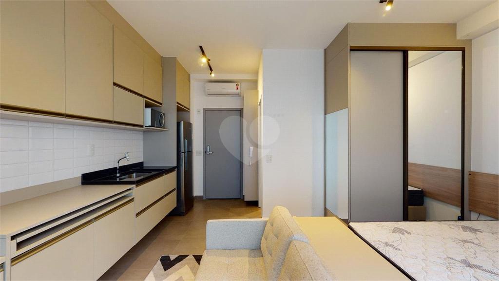 Venda Apartamento São Paulo Pinheiros REO590865 16