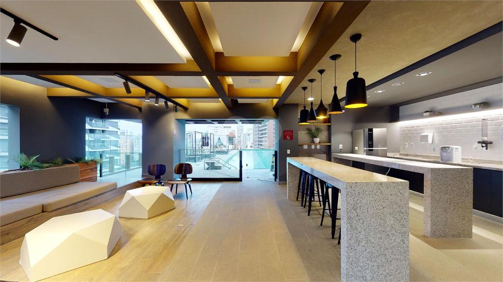 Venda Apartamento São Paulo Pinheiros REO590865 30