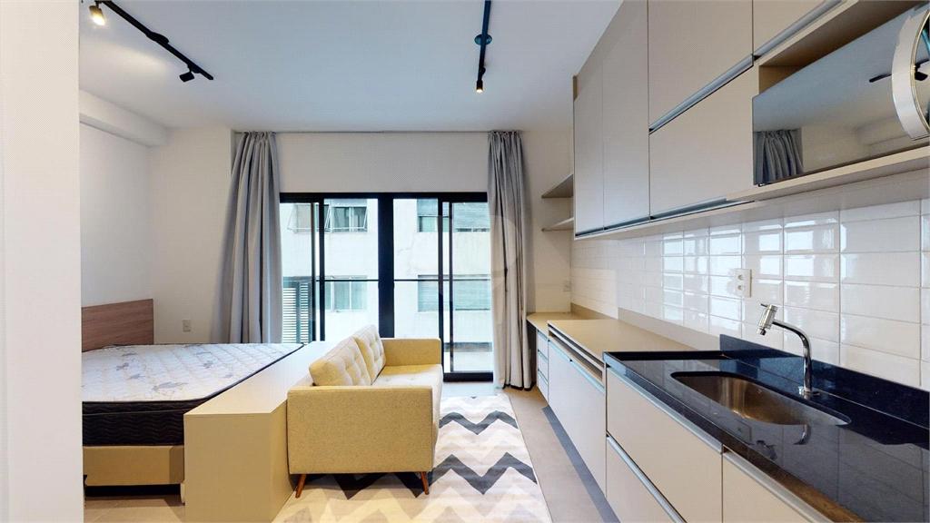 Venda Apartamento São Paulo Pinheiros REO590865 4