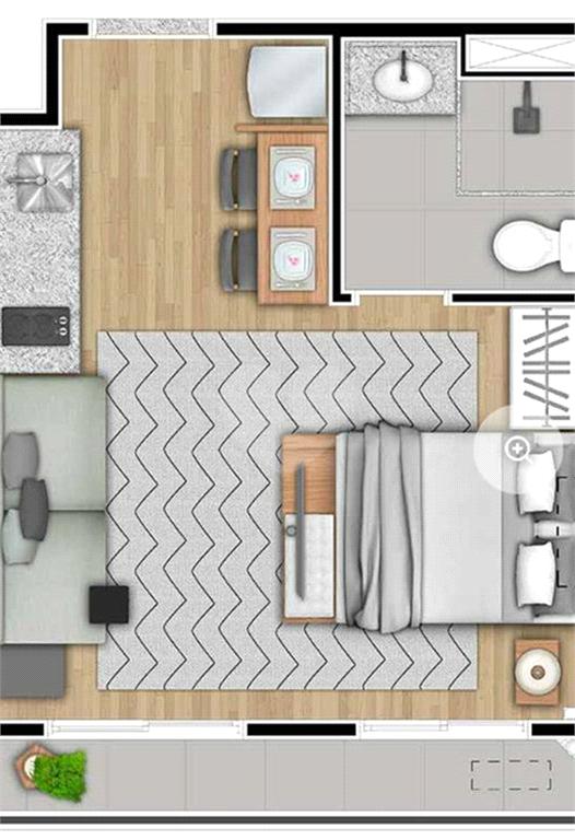 Venda Apartamento São Paulo Pinheiros REO590977 17