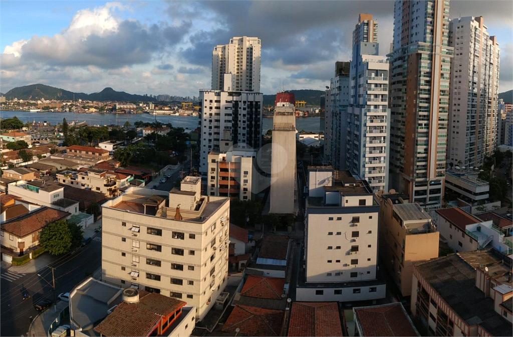 Venda Apartamento Santos Ponta Da Praia REO591105 23