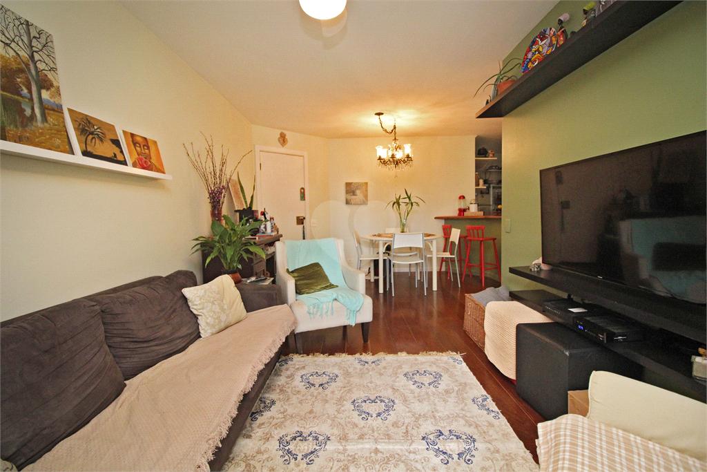 Venda Apartamento São Paulo Pinheiros REO591159 2