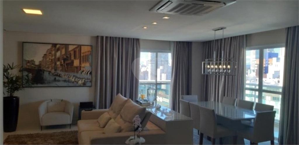 Aluguel Apartamento Santos Pompéia REO591614 3