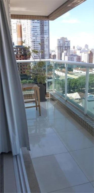 Aluguel Apartamento Santos Pompéia REO591614 4