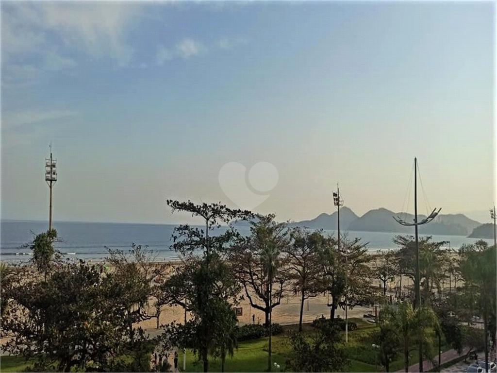 Venda Apartamento Santos Boqueirão REO592646 1