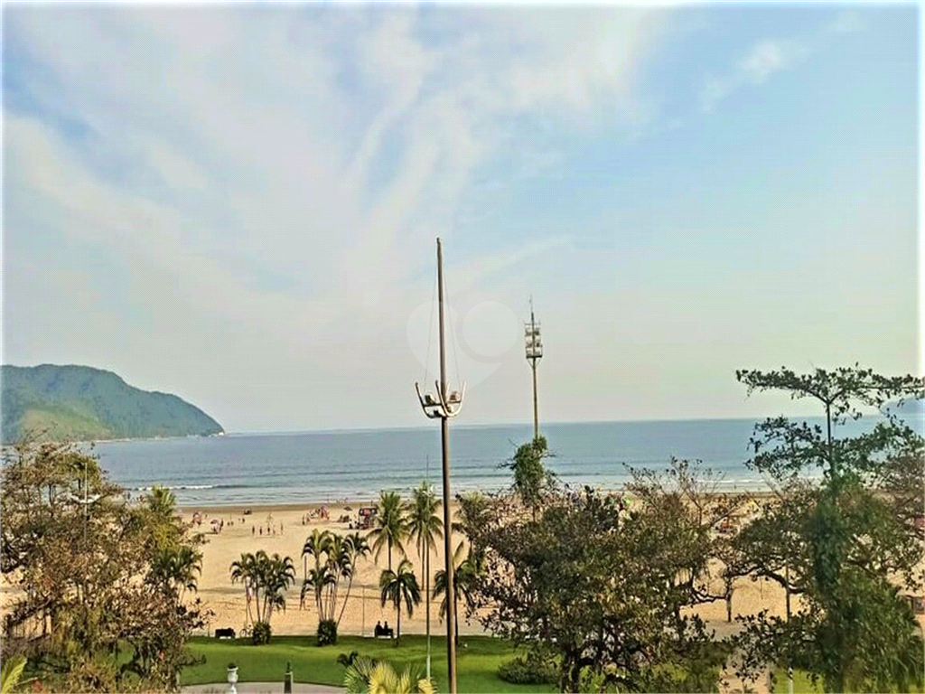 Venda Apartamento Santos Boqueirão REO592646 32