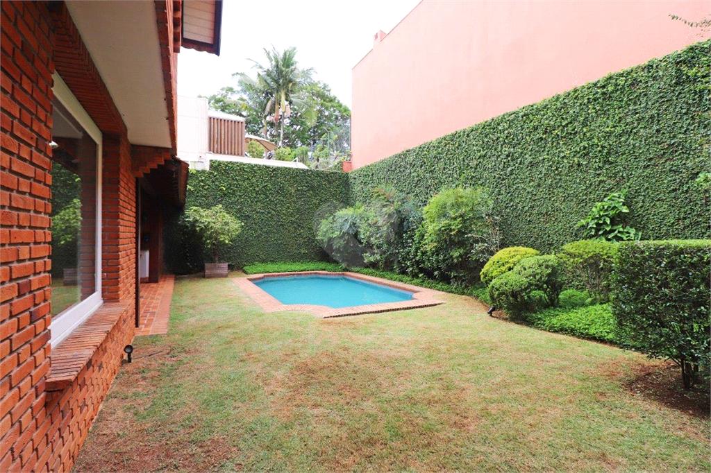 Venda Casa São Paulo Alto De Pinheiros REO59275 26