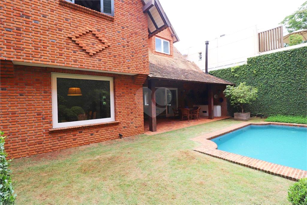 Venda Casa São Paulo Alto De Pinheiros REO59275 24