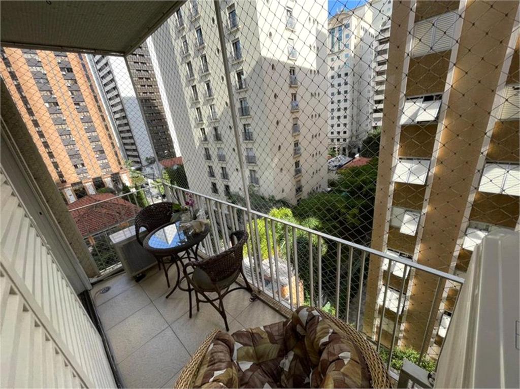 Venda Apartamento São Paulo Jardim Paulista REO593737 16