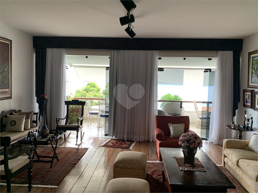 Venda Apartamento Salvador Barra REO595392 11