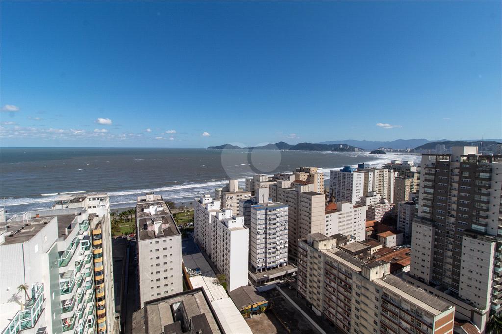 Venda Apartamento Santos Boqueirão REO596036 28