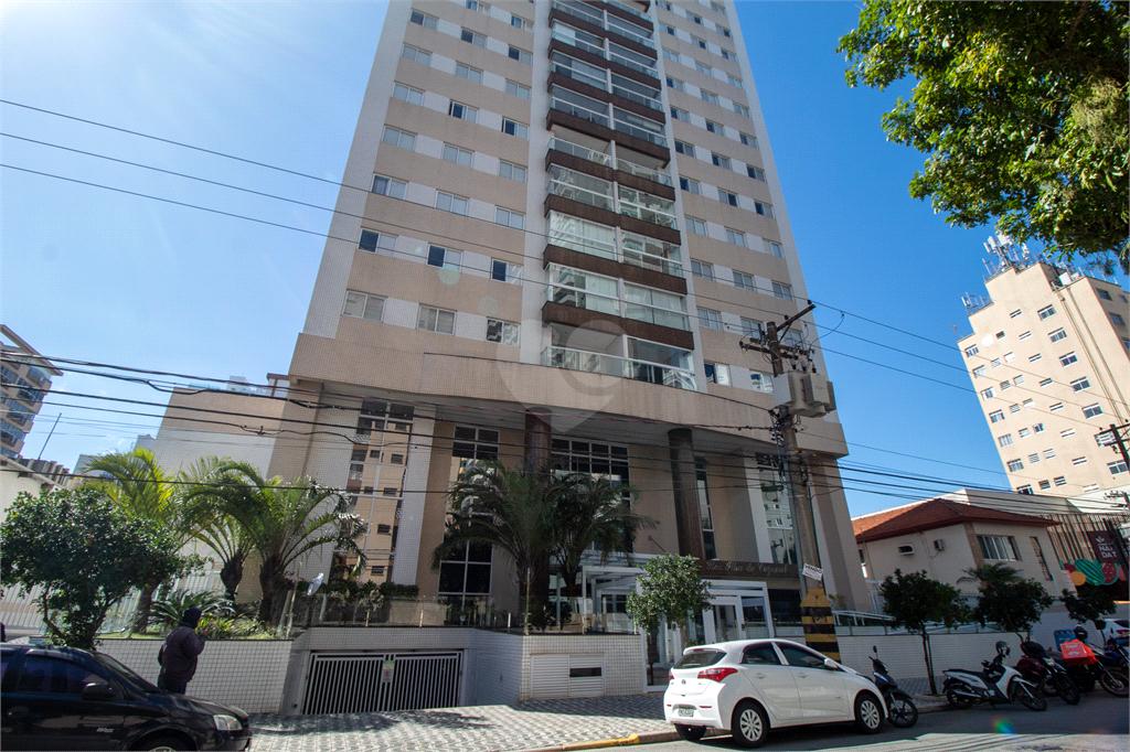 Venda Apartamento Santos Boqueirão REO596036 22
