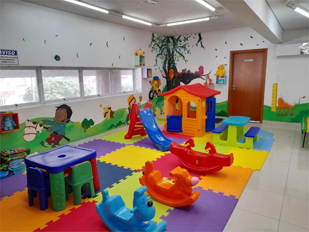 Venda Apartamento Santos Boqueirão REO596036 34