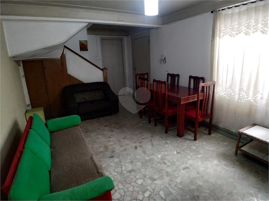 Aluguel Casa Santos Vila Mathias REO597189 12