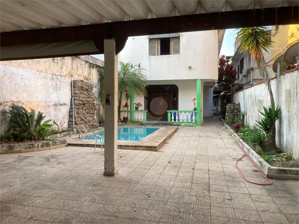 Venda Casa Santos Campo Grande REO600089 2