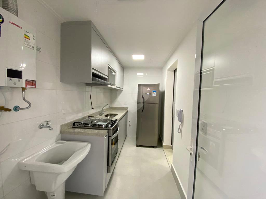 Aluguel Apartamento Santo André Centro REO601129 11