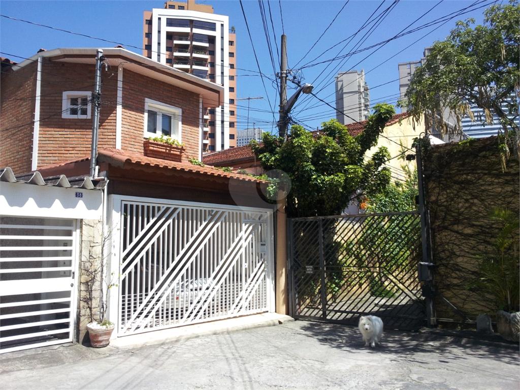 Venda Casa de vila São Paulo Cidade Monções REO601415 1