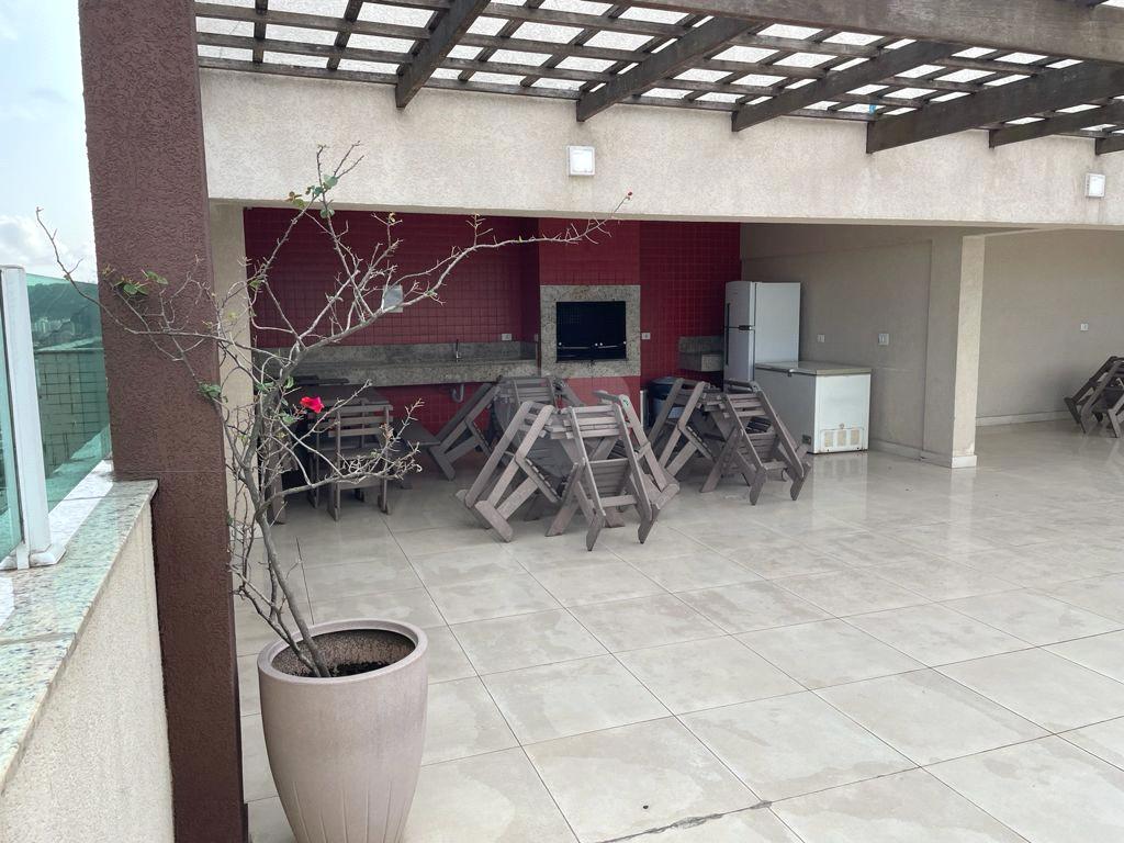 Venda Apartamento Santos Vila Mathias REO603540 21